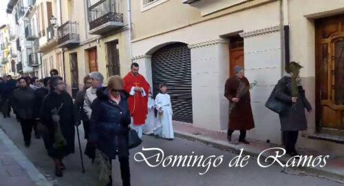 El Domingo de Ramos marca el inicio de la Semana Santa 2018