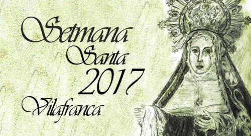 Presentado el Cartel de Semana Santa 2017